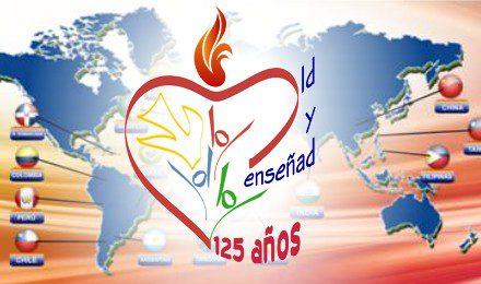 Celebración 125 años Agustinas Misioneras