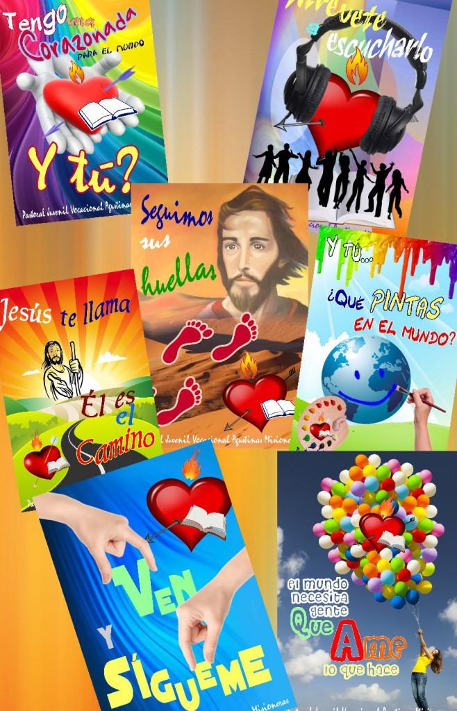 Pastoral Vocacional agustinas misioneras