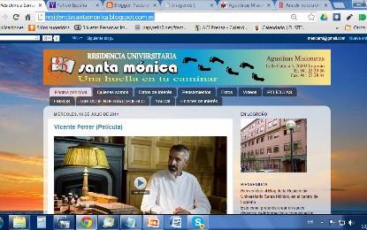 Blog de la Residencia Universitaria Santa Mónica (Logroño)