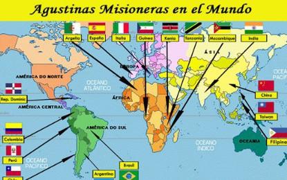 Imágenes de las Agustinas Misioneras en el Mundo
