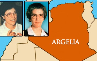 Relatan martirio en Argelia de dos agustinas misioneras en proceso de beatificación