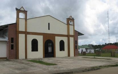En el Chocó (Bellavista-Colombia)