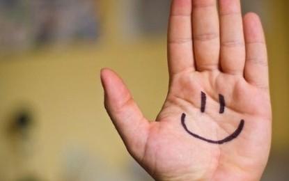 Esfuérzate en ser feliz