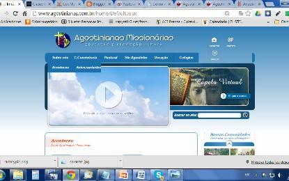 Web Irmãs Agostinianas Missionárias