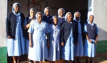 Misioneras en Tanzania y Kenia