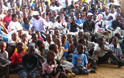 Misioneras en Moçambique (Comunidade Santo Agostinho)