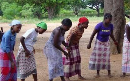Presentes en Mozambique
