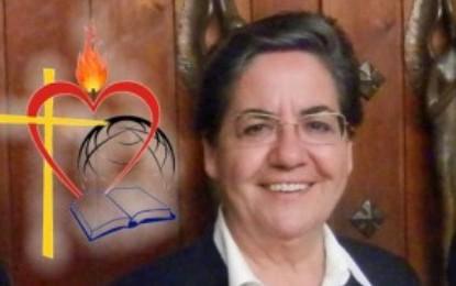 Hna. Piedad Pacho (Superiora General Agustinas Misioneras)