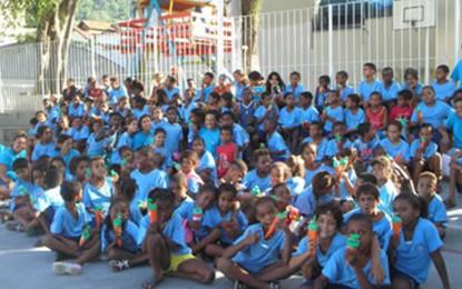 Misioneras en Rio de Janeiro