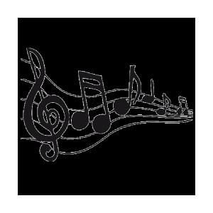 vinilo-pentagrama-musical