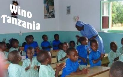 Misión educativa en Wino-Tanzania