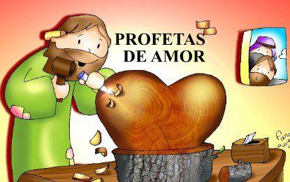 Versión 1 – Canción Profetas de amor