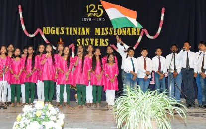 From St. Augustine Matric. School – Onnalvadi, India