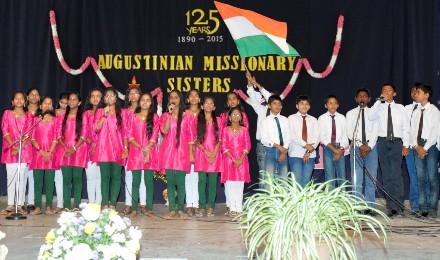 125 años agustinas misioneras india