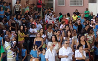 CENTRO DE INTEGRAÇÃO SOCIAL SANTO AGOSTINHO – CISSA