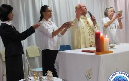 Celebração de 125 anos da Congregação – Colégio Santa Rita de Cássia
