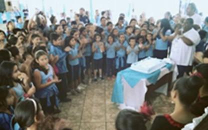 Comunidade Me. Querubina Colégio Santo Agostinho Breves – Pará