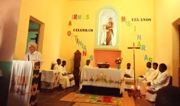 Comunidade Santo Agostinho – Moçambique