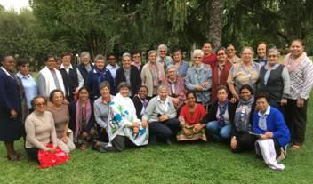 XXII Capítulo General |  Agustinas Misioneras | Roma, 3-31/10/2019
