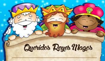 Los Reyes Magos también escriben