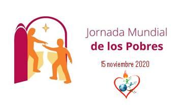 Jornada mundial de los pobres | 15 noviembre 2020