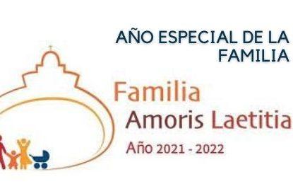 Año especial de la Familia 2021-2022