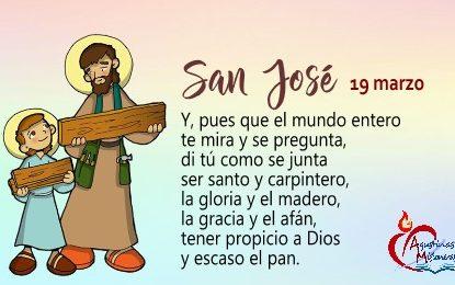 San José | 19 marzo