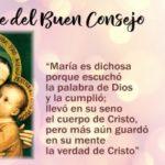 Madre del Buen Consejo | 26 abril