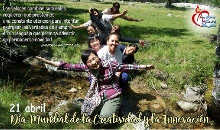 Día Mundial de la Creatividad y la Innovación   21 abril